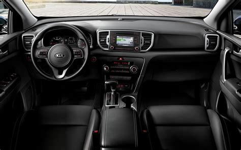 kia sportage 2017 interior interiores kia sportage 2017