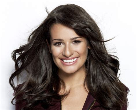 Lea Michele Of 'glee' Lands Book Deal For 'brunette