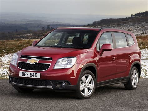 Chevrolet Orlando Picture by Chevrolet Orlando 2012 Picture 2 Of 90
