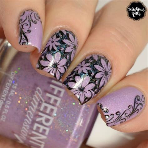 holo hookup april  kreativ nail art designs