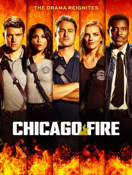 chicago fire tv season cast shows med pd nbc series fanart tvseriesfinale kara eamonn walker kinney taylor movies poster spencer