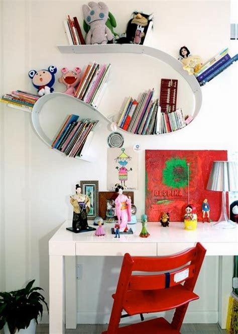 10 Creative Kids Bookshelves To Inspire  Do It Yourself