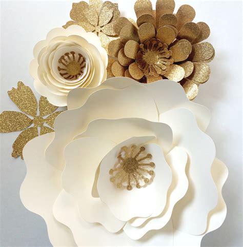 paper flower wedding reception wall ideas mid south bride