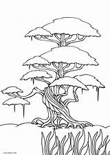 Coloring Tree Printable Pages Trees Colouring Cool2bkids Flower Children Template Kid Christmas sketch template