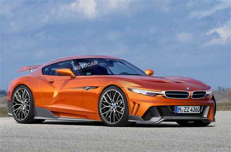 Bmw Hybrid Sports Car by Bmw And Toyota Team For Hybrid Sports Car To Replace Z4