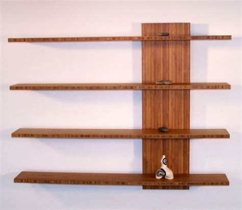 Wooden Floating Shelves by How To Build Wooden Floating Shelves Wooden