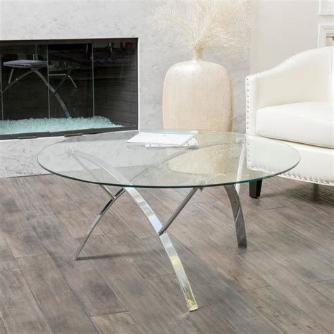 coffee tables glass coffee tables living room modern design tempered glass round coffee