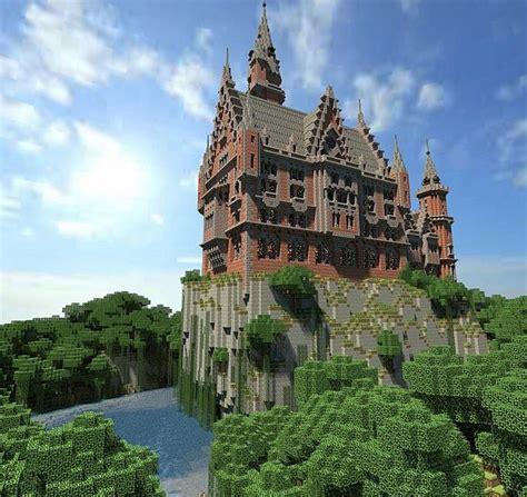 images  amazing minecraft castles