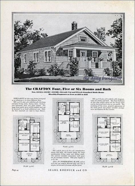 homes  todaysears kit houses vintage house plans sears roebuck house plans vintage