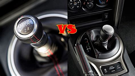 Manual Vs Automatic... Which Transmission Is The Best