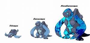 Image Gallery tirtouga evolution