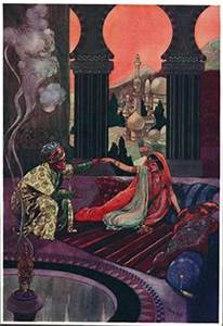 1000+ images about Arabian Nights - Rene Bull on Pinterest ...
