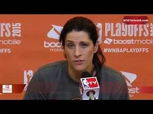 Indiana Fever Head Coach Stephanie White talks WNBA Finals ...