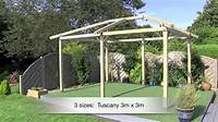 building a gazebo How to Build a Gazebo - by White Pavilion Gazebos - YouTube