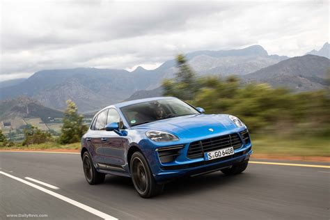 The 2019 porsche macan s gets a new engine, a more attractive body, and suspension tweaks that improve comfort without sacrificing agility. 2019 Porsche Macan Turbo - HQ Pictures, Specs, Information & Videos - Dailyrevs