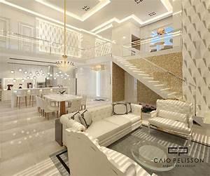Escada Interna Para Casas Cl U00e1ssicas De Alto Padr U00e3o