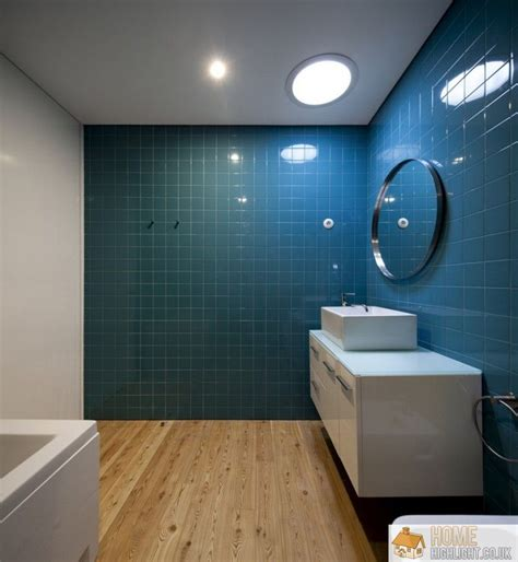 bathroom tile designs pictures modern blue bathroom designs ideas home highlight
