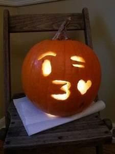 67 best halloween images on pinterest emoji pumpkin carving pumpkin emoji and pumpkin carvings for Emoji pumpkin carving ideas