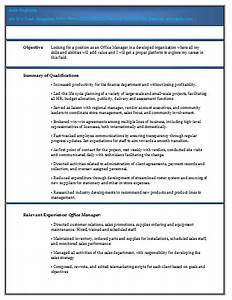 over 10000 cv and resume samples with free download With resume format template doc