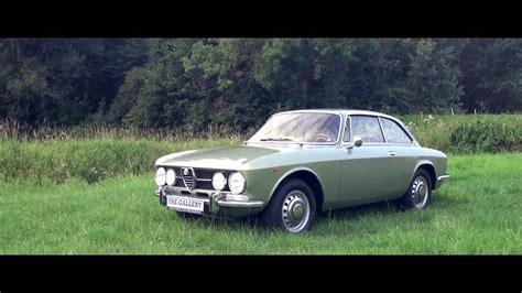 Alfa Romeo Gtv 1750 (1970) Youtube
