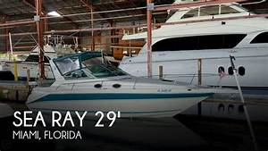 Sea Ray 290 Sundancer Boats For Sale