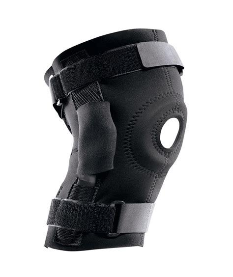 ace adjustable hinged knee brace  adjustable fitness sports team sports football
