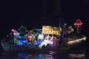 santa barbara parade of lights winners of the 2016 holiday boat parades the log