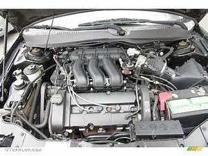 2003 Mercury Sable Ls Premium Sedan 3 0 Liter Dohc 24 Valve V6 Engine Photo  54725281