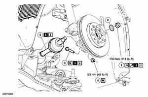 How To Install A Cv Axle On A 2004 Ford Freestar