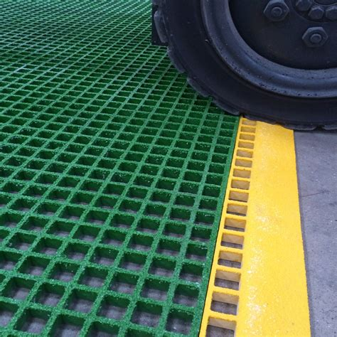 grp grating ramp     mm grating safety products direct