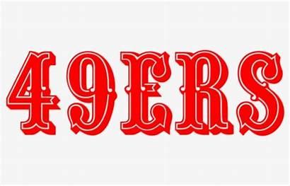49ers San Francisco Svg Ers Font Clip