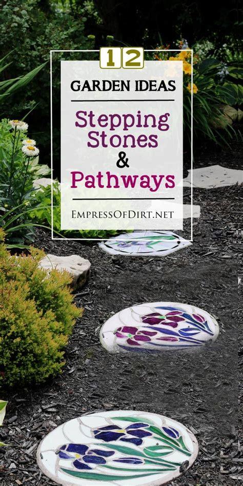 stepping stone garden path ideas hometalk