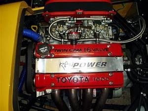 Toyota 1600 Twin Cam Specs