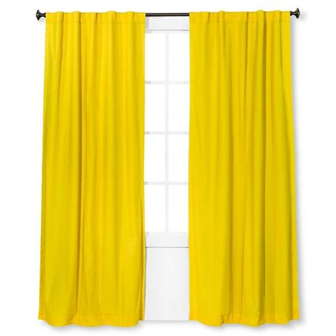 Pale Yellow Curtains Target by 25 Best Ideas About Yellow Curtains On Yellow