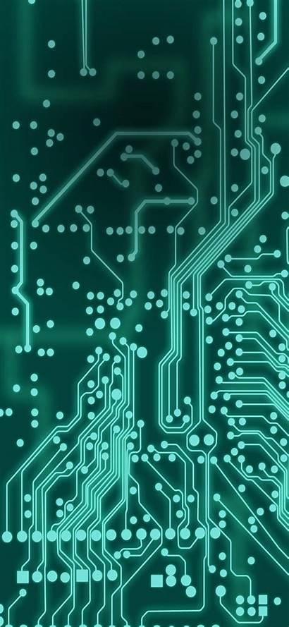 Circuit Phone Wallpapers Iphone Board