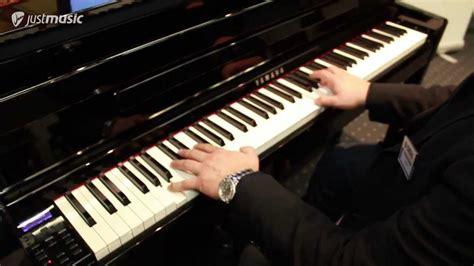 Musikmesse 2014 Yamaha Clavinova Clp 585 Digitalpiano Demonstration