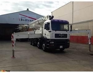 Camión bomba de hormigón CIFA usado obra construcción Spain Trucks Sales