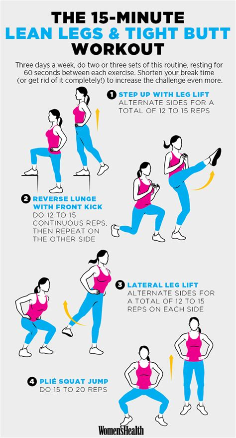 minute workouts