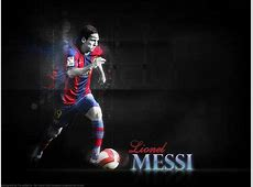 Wallpaper Lionel Messi Foto Messi Barcelona