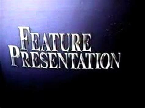 Feature Presentation Effects - YouTube
