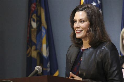Governor Whitmer Signs Executive Order extending safety ...