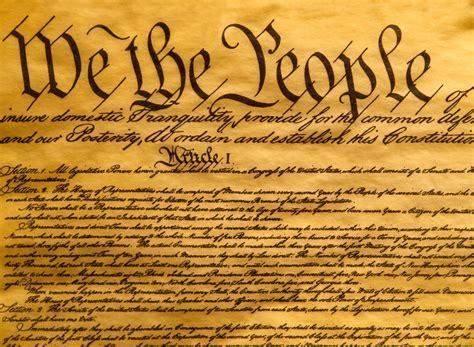 Pin Constitution On Pinterest