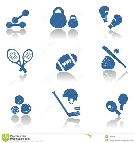 sport symbols stock vector illustration  weightlifting