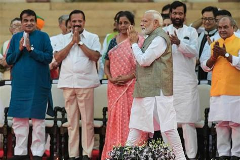 Modi New Cabinet Ministers by Union Budget 2019 20 Modi Government To Present Maiden