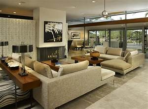 27 Beautiful Mid Century Living Room Designs Page 3 Of 5