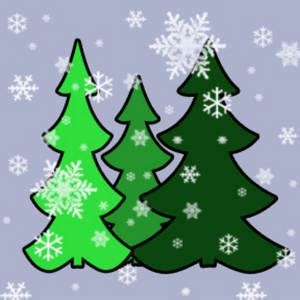 christmas tree  snow clipart photo images  cartoon