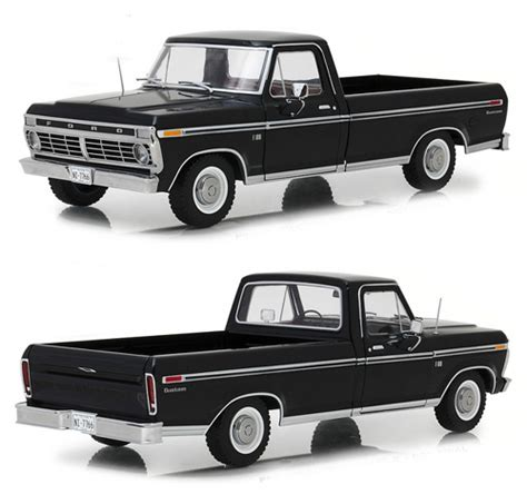With No Credit Check In Hton Va by 1973 Ford F 100 Custom 1 2 Ton Up Details Diecast