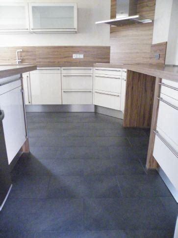 Fußboden Fliesen Für Garage by K 252 Chen Bodenfliesen Haus Ideen