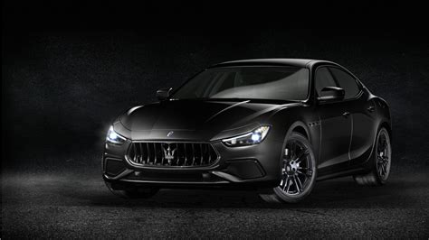 Maserati Desktop Wallpaper by 2018 Maserati Ghibli S Q4 Nerissimo 4k Wallpaper Hd Car