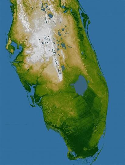 Florida Sea Rise Future Nasa Level Elevation